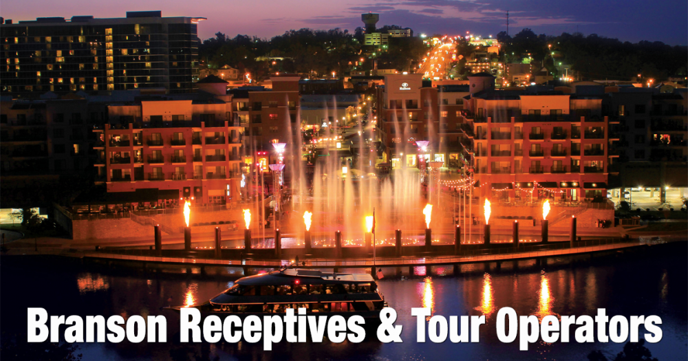 Branson Tour Operators and Travel Receptives