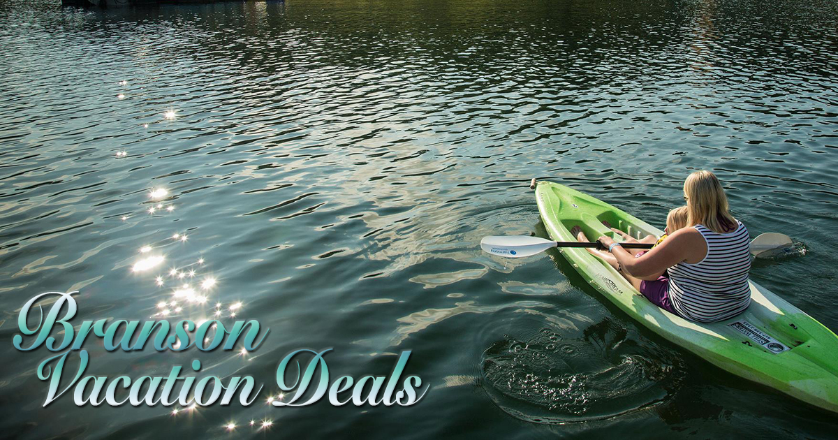 Branson Vacation Discounts