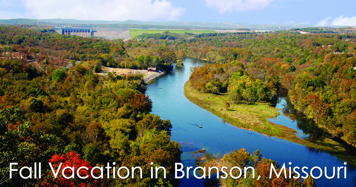 Fall Vacation in Branson Missouri