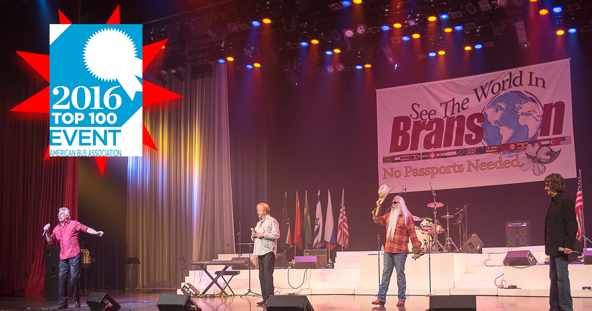 See the World in Branson Music Festival named Top 100 Event of 2016