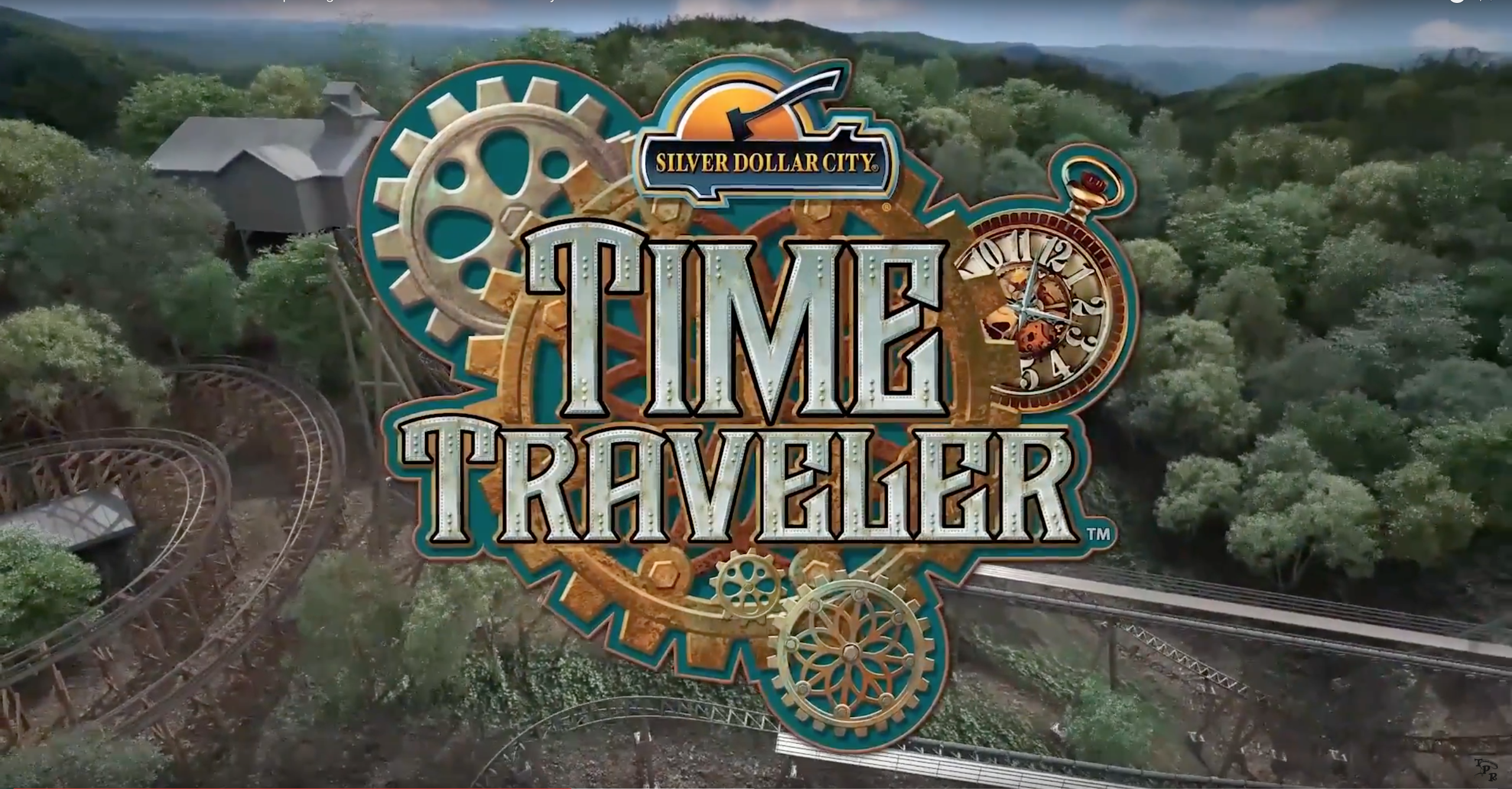 Time Traveler Roller Coaster Set to Open in 2018